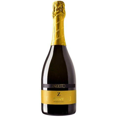 Zardetto Prosecco Brut Treviso DOC Sparkling Wine (750ML)