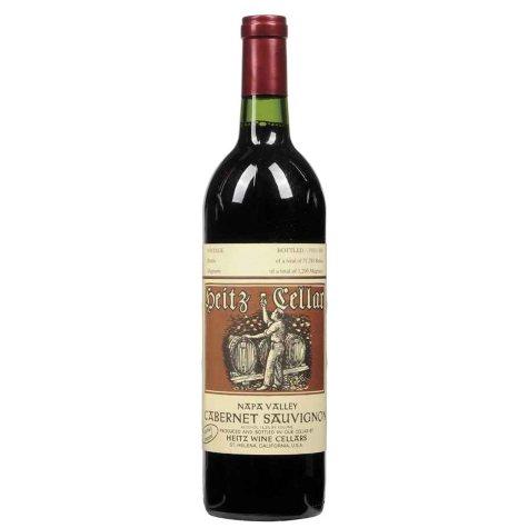 Heitz Cellars Napa Valley Cabernet Sauvignon (750 ml)