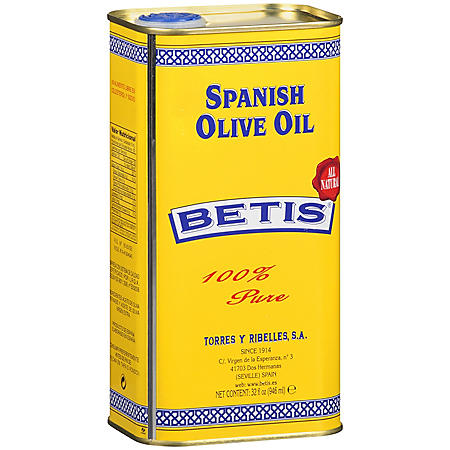 Betis Spanish Olive Oil - 32 oz.