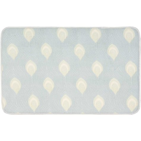 Ultra Comfort Bath Decorative Area Mat By Nourison, 21 x 34 (Various Colors)