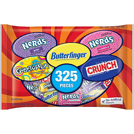 Mix Ups Candy Variety Bag (96oz.)