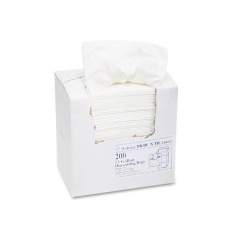 Draw 'N Tie 13 gal. Trash Bags (200 ct.)