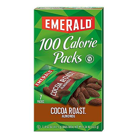 Emerald Natural Walnuts & Almonds, 100 Calorie Packs (.56 oz. pks, 84 ct.)