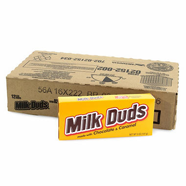 Milk Duds Theater Box (5 oz., 12 pk.)