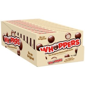 Whoppers Malted Milk Balls Theater Box (5 oz., 12 pk.)