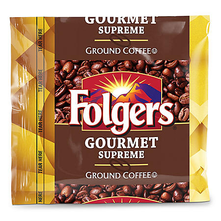 Folgers Gourmet Coffee, Portion Pack (42 ct.)