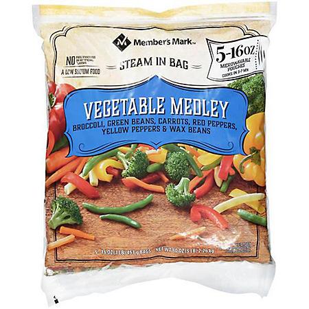 Member's Mark Vegetable Medley (5 lbs.)