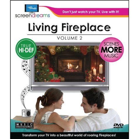 Living Fireplace Volume 2 - Blu-ray