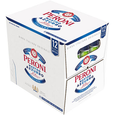 Peroni Nastro Azzurro Beer (11.2 fl. oz. bottle, 12 pk.)