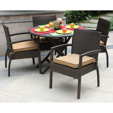 Balwin Dining Set - 5 pc.