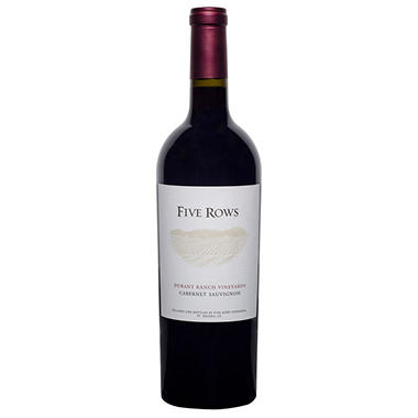 Five Rows Cabernet Sauvignon Lodi (750 ml)