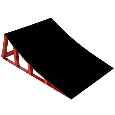 Skate & BMX - Launch Ramp - Red