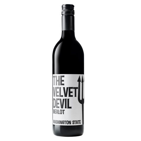 Charles Smith The Velvet Devil Merlot (750 ml)