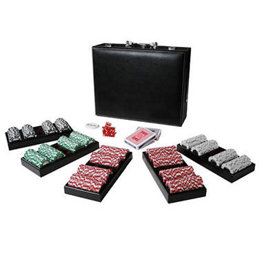 High Roller 500 Collector's Edition Poker Set