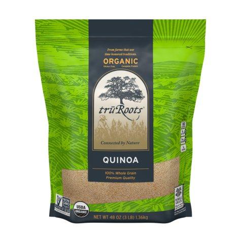 TruRoots Organic Quinoa (48 oz.)