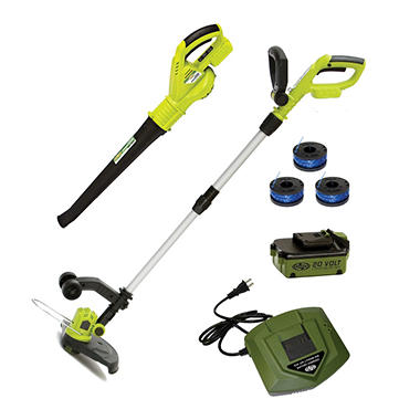 sun joe 20v lithium cordless leaf blower and - Cordless Leaf Blower