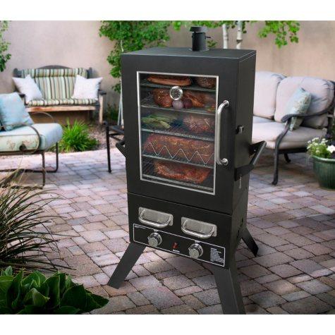 "Smoke Hollow Pro Series 44"" LP Gas Smoker"