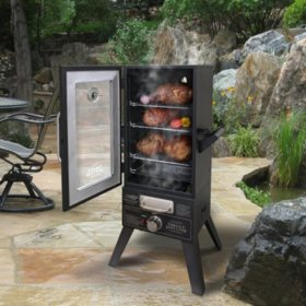 "Smoke Hollow 36"" LP Gas Smoker"