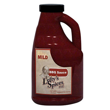Lefty's Mild BBQ Sauce (64 oz.)