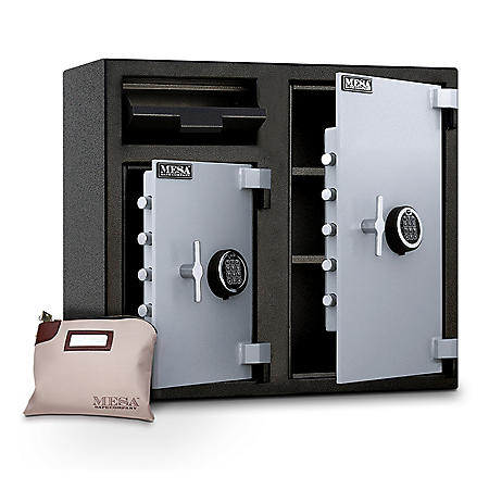 Mesa Safe Depository Safe, 6.7 Cubic Feet