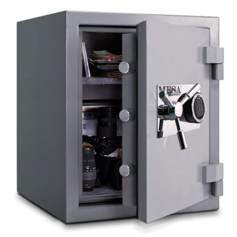 Mesa Safe High Security Burglary & Fire Safe, 3.0 Cubic Feet