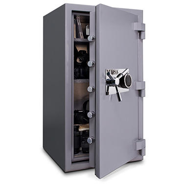 Mesa Safe High Security Burglary & Fire Safe, 5.0 Cubic Feet (Choose Delivery Method)