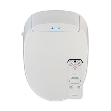 Brondell Advanced Bidet Toilet Seat With Bonus Filter