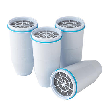 Zerowater Pitcher Filter Set 4 Pack Sam S Club