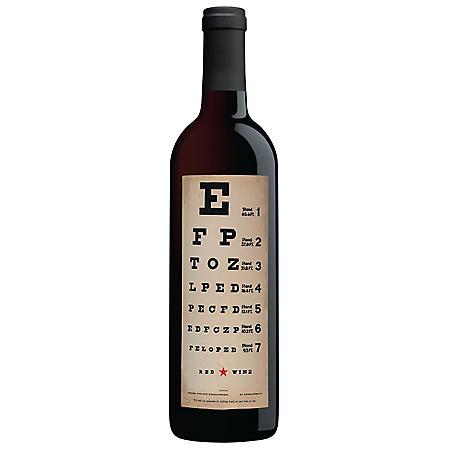 Eye Chart Wines Red Blend (750 ml)
