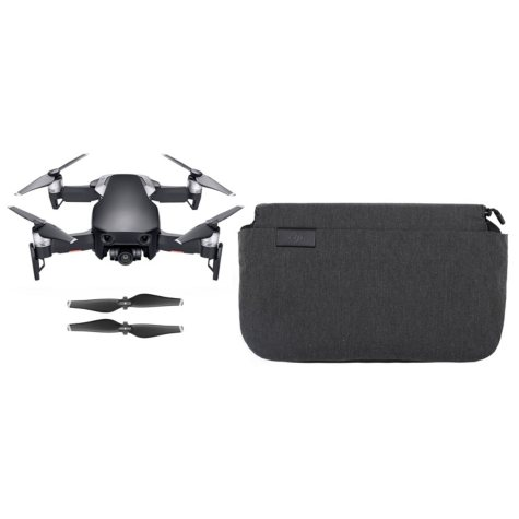 DJI Mavic Air Bundle (Drone, Bag, Extra Props)