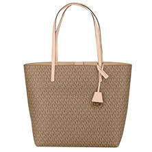 Hayley Large Logo Tote Bag by Michael Kors