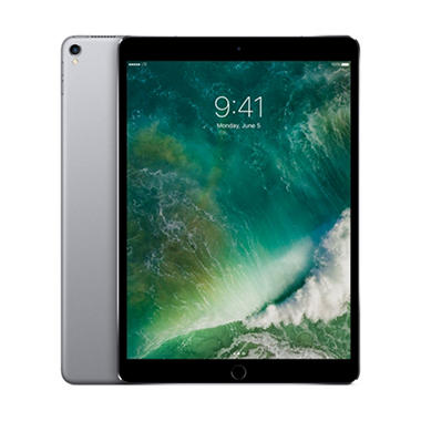 Apple iPad Pro (10.5-inch) Wi-Fi + Cellular - Choose Color and Size (GB)