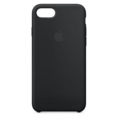 Apple iPhone 8 Silicone Case (Black)