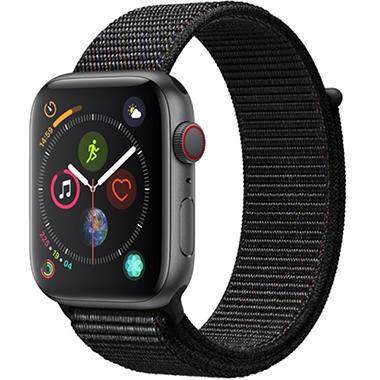 Apple Watch Series 4 Gps Cellular Space Gray Aluminum