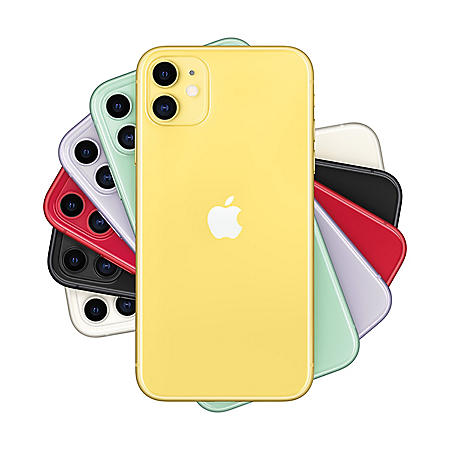 Apple iPhone 11 (AT&T) - Choose Color and Size