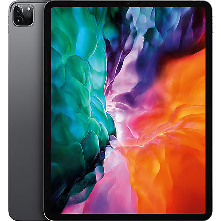 "Apple iPad Pro 12.9"" 4th Generation 512GB with Wi-Fi (Gray)"