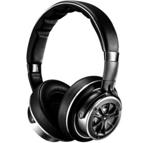 1MORE Triple Driver Over-Ear Studio Headphones (Titanium)