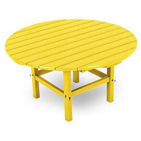 CONVERSATION TABLE LEMON