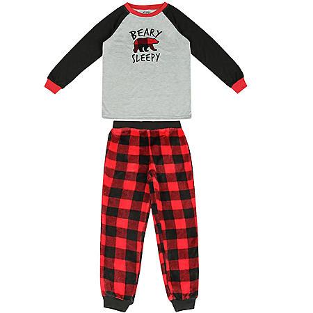 Fam Jam Kids Family Pajama 2-Piece Set