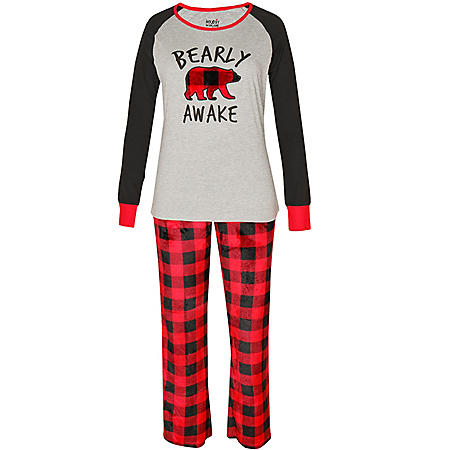 Fam Jam Women's Family Pajama 2-Piece Set