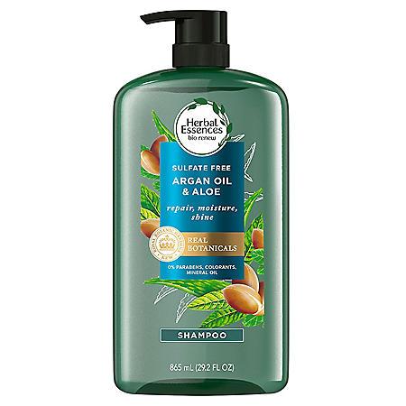 Herbal Essences bio:renew Argan Oil & Aloe Sulfate-Free Shampoo (29.2 fl., oz.)