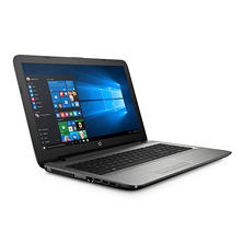 "HP 15.6"" HD Notebook, Intel Core i7-7500U Processor, 16GB Memory, 1TB Hard Drive, HD Webcam, SuperMulti DVD Burner, Optical Drive, Windows 10 Home, Available in Turbo Silver, Jack Black, and Cardinal Red"