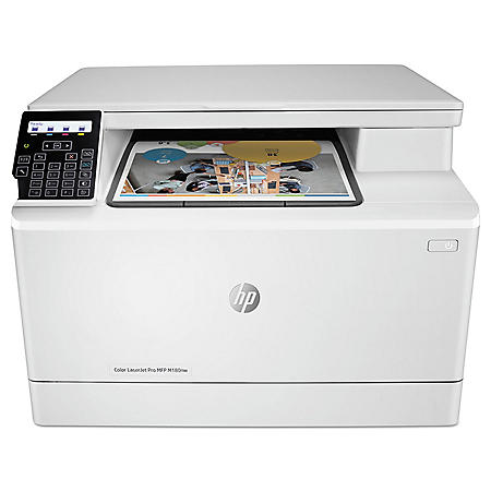 HP M180nw Multifunction Wireless Color Laser Printer