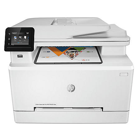 HP Color LaserJet Pro M281cdw Wireless Multifunction Laser Printer