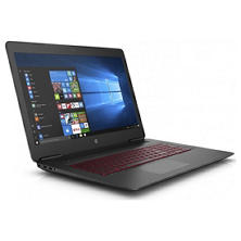 "HP Omen 17.3"" Gaming Notebook, Intel Core i7-7700HQ Processor, 8 GB DDR4 Memory, 1TB 7200RPM Hard Drive, 128 GB PCIe SSD, NVIDIA GeForce GTX Graphics, B & O Audio, Windows 10 Home"