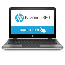 "HP Pavilion X360 2-in-1 Convertible Touchscreen 13.3"" Full HD IPS  Notebook, Intel Core i5-7200U Processor, 8GB Memory, 1TB Hard Drive, HD Webcam, Backlit Keyboard, B&O Play Audio, Windows 10 Home"