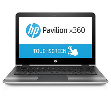 HP Pavilion X360 2-in-1 Convertible Touchscreen 13.3