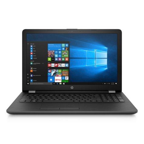 "HP 15.6"" Notebook, AMD Dual-Core E2-9000e Processor, 4GB RAM Memory, 500GB HDD, AMD Radeon R2 Graphics, Windows 10, Smoke Gray"
