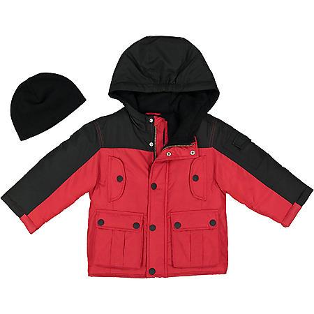 Osh Kosh Boys' Parka Jacket