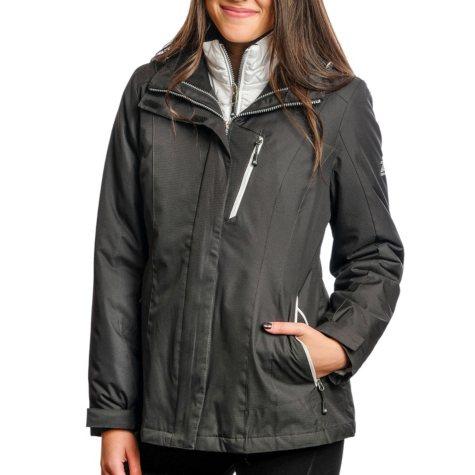 ZeroXposur Women's 3-in-1 Systems Jacket
